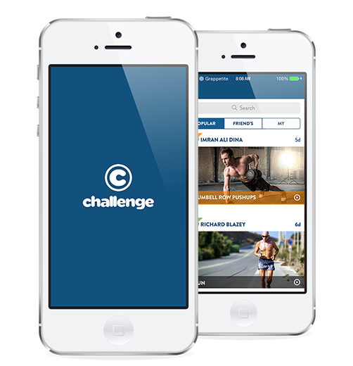 Challenge: Social app for challenging friends