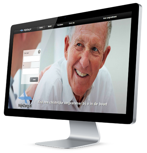 Search engine for Dutch health care providers