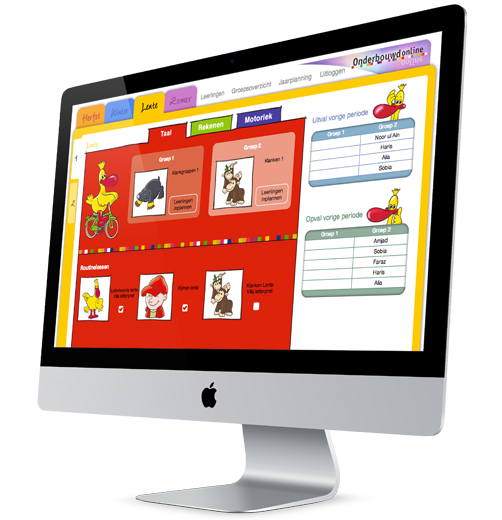 Web based primary school student tracking system
